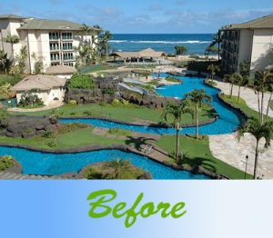 A Hawaiian resort before bill SB2089