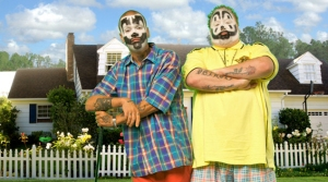 The Insane Clown Posse will sit down for an interview