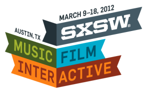 South By Southwest Festival in Austin Texas, 2012