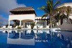 Luxury Beach Front Mexico Villa in Playa Del Carmen, QROO, Mexico