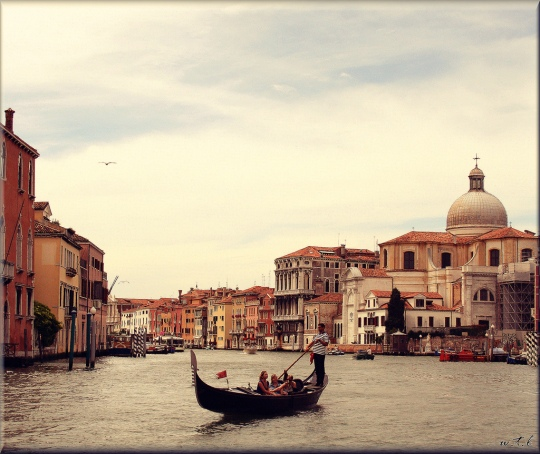 Venice - an ancient seaport of historic wonder