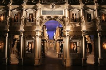 Teatro Olimpico  Andrea Palladio