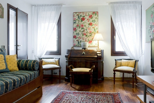 Cute apartment near Rialto Piazza, San Marcos, Venice