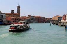 Murano canal, Italy
