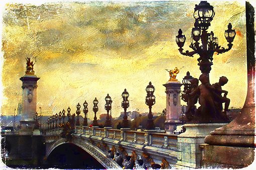 Paris the beautiful, Paris the great