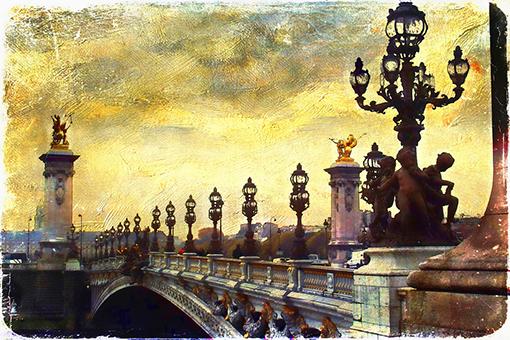 Paris the beautiful, Paris the great