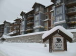 Condo in Ski station in Mt Washington, Canada