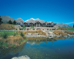 Blanket Bay Lodge Glenorchy New Zealand