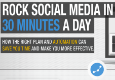 Social media for vacation rental in 30 minutes a day