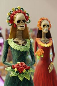 Catarinas Dia De Muertos