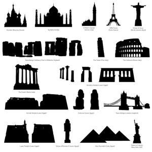 Archaeologist landmarks to visit