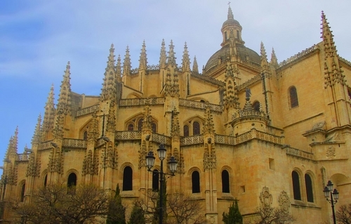 Seville Cathedral Andalucia