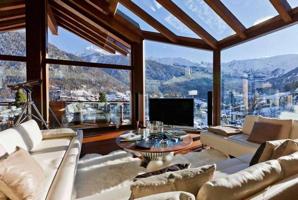 Luxury Chalet Zermatt Matterhorn Alps