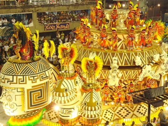 Rio Carnival Sambadrome