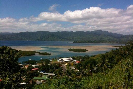 savusavu northern division fiji bula vista vacation rental