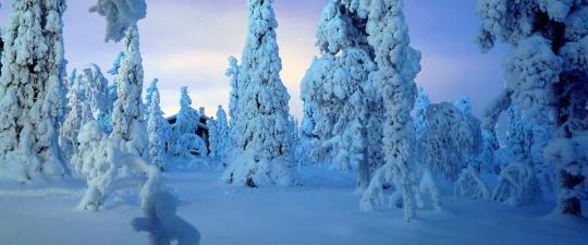 Snow Lapland, Finland